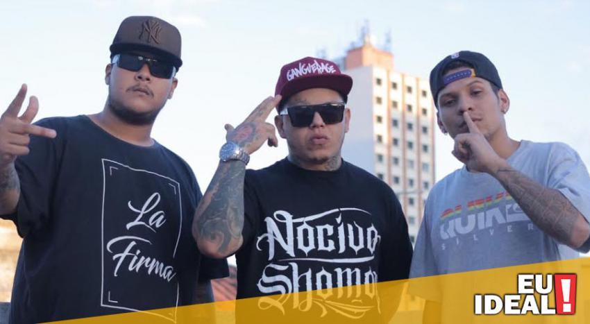 Grupo de rap de Porto Velho/RO faz sucesso pelo país