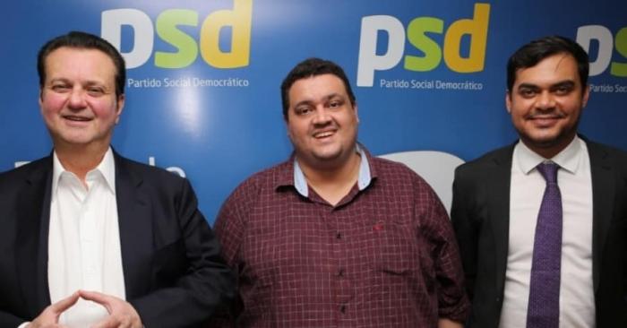 Oficial: PSD anuncia Thiago Tezzari como pré-candidato a prefeito de Porto Velho
