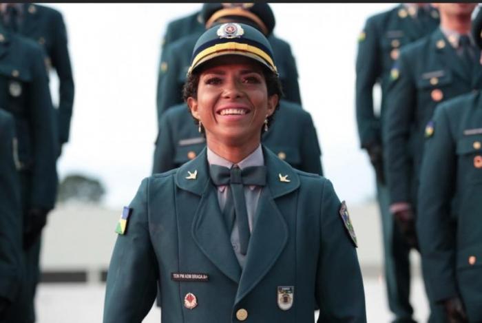 Confirmado: Tenente Heline Braga aceita ser vice de Vinicius Miguel à Prefeitura de Porto Velho